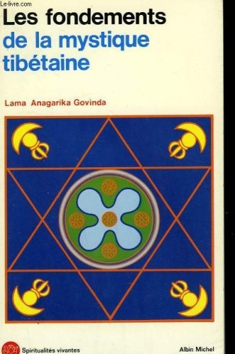Okładka książki Les Fondements de la mystique tibétaine