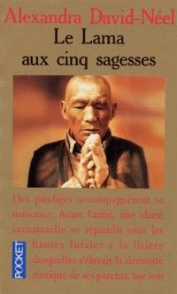 Okładka książki Le Lama aux cinq sagesses