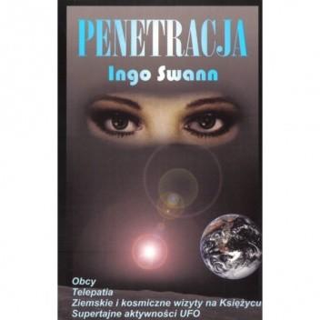 Okładka książki Penetracja. Pytania o telepatię pozaziemską i ludzką
