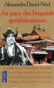 Okładka książki Au pays des brigands gentilshommes