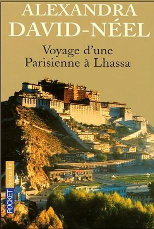 Okładka książki Voyage d'une Parisienne à Lhassa