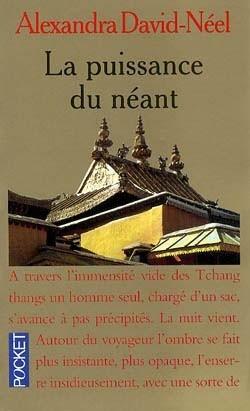 Okładka książki La Puissance Du Néant