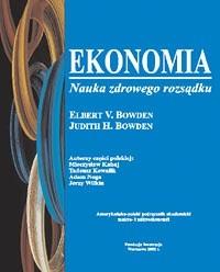 Okładka książki Ekonomia. Nauka zdrowego rozsądku