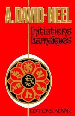 Okładka książki Initiations lamaïques