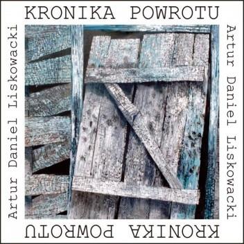 Okładka książki Kronika powrotu