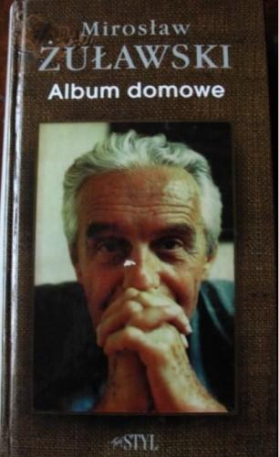 Okładka książki Album domowe