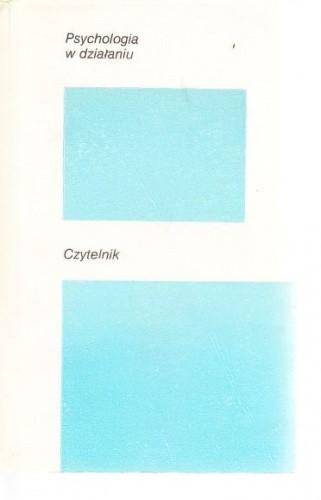 Okładka książki Psychologia w działaniu