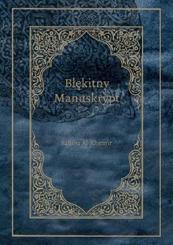 Okładka książki Błękitny Manuskrypt