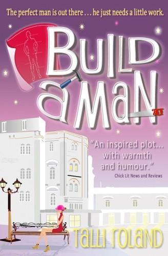 Okładka książki Build a Man