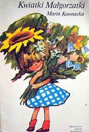 Okładka książki Kwiatki Małgorzatki