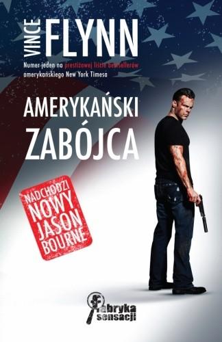 Okładka książki Amerykański zabójca