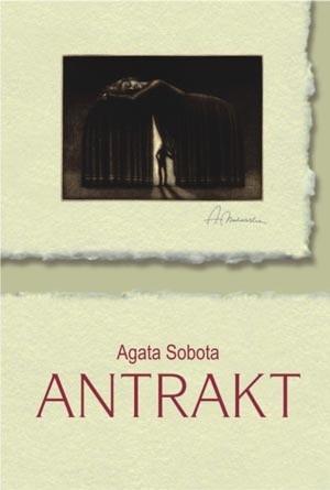Okładka książki Antrakt