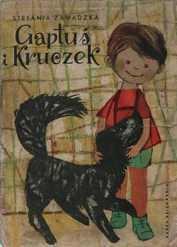Okładka książki Gaptuś i Kruczek