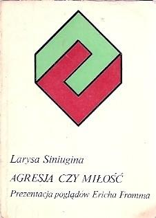 Okładka książki Agresja czy miłość