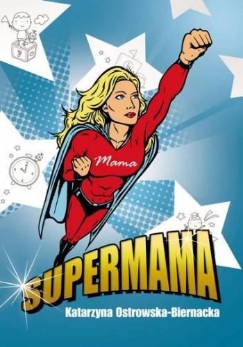 Okładka książki Supermama