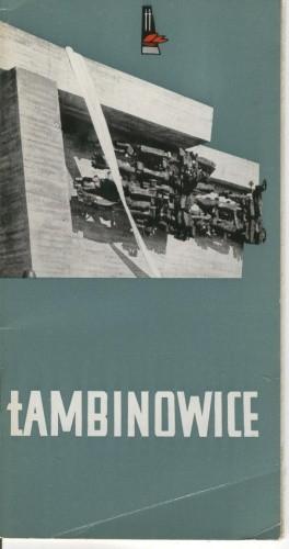 Okładka książki Łambinowice