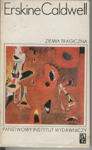Okładka książki Ziemia tragiczna