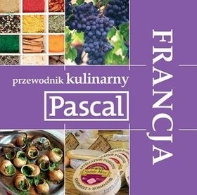 Okładka książki Przewodnik kulinarny Francja