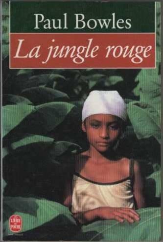 Okładka książki La jungle rouge