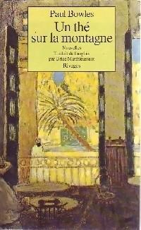 Okładka książki Un thé sur la montagne