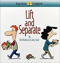 Okładka książki Baby Blues Scrapbook No. 12 - Lift and Separate