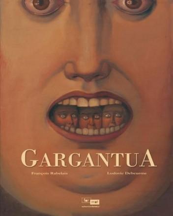 Okładka książki Gargantua
