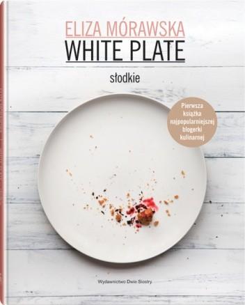 Okładka książki White Plate - słodkie