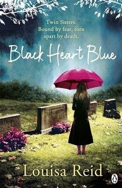 Okładka książki Black Heart Blue