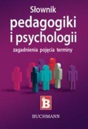 Okładka książki Słownik pedagogiki i psychologii