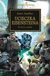 Okładka książki Ucieczka Eisensteina