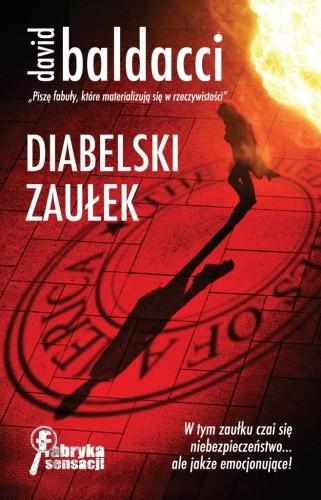 Okładka książki Diabelski zaułek