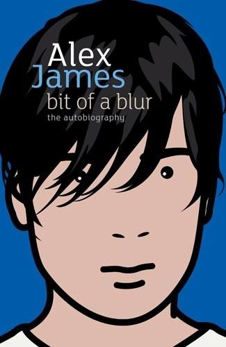 Okładka książki Bit of a Blur
