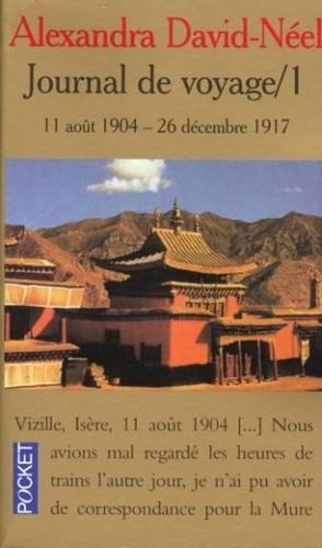 Okładka książki Journal de voyage/1