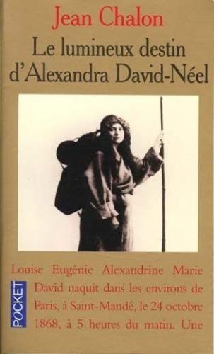 Okładka książki Le lumineux destin d'Alexandra David-Néel