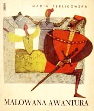 Okładka książki Malowana awantura