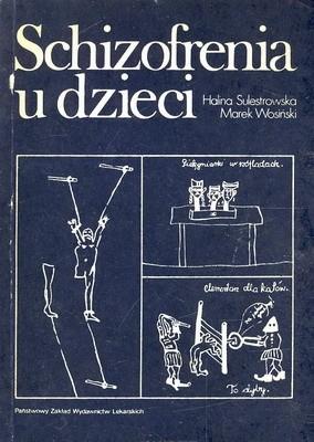 Okładka książki Schizofrenia u dzieci