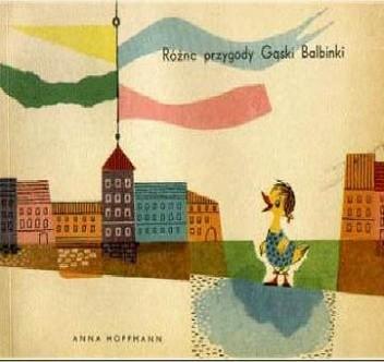 Okładka książki Różne przygody Gąski Balbinki