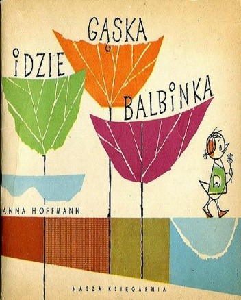 Okładka książki Idzie Gąska Balbinka