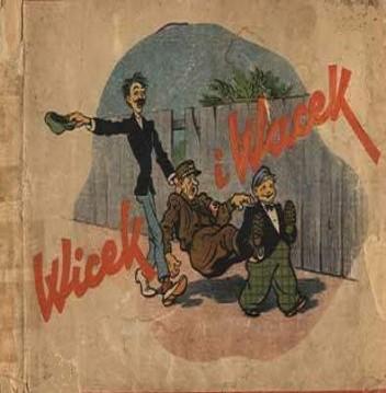 Okładka książki Wicek i Wacek
