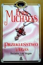 Okładka książki Przekleństwo Vegas