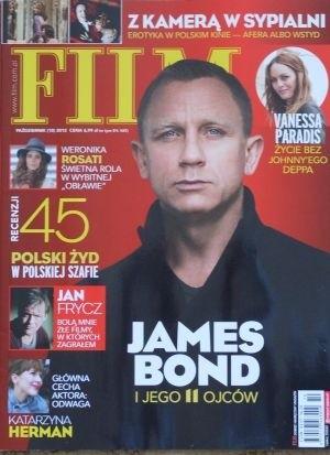 Okładka książki Film, październik (10) 2012