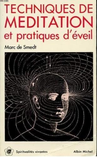Okładka książki Techniques de méditation et pratiques d'éveil