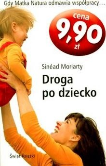 Okładka książki Droga po dziecko