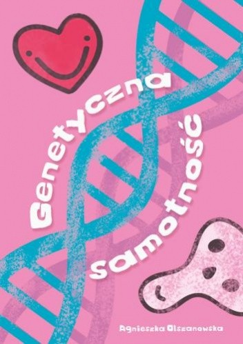 Okładka książki Genetyczna samotność
