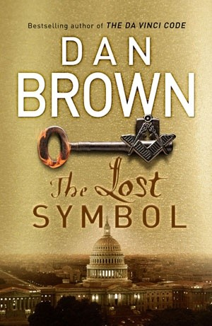 Okładka książki The Lost Symbol