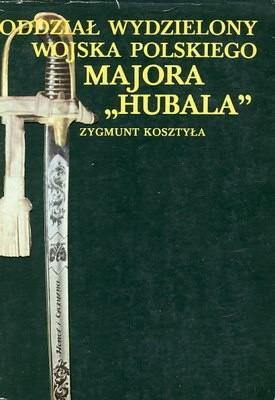 Okładka książki Oddział Wydzielony Wojska Polskiego majora