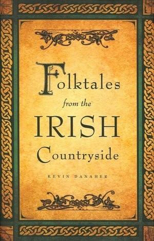Okładka książki Folktales from the Irish Countryside