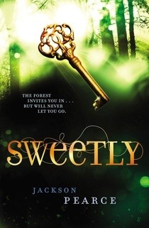 Okładka książki Sweetly