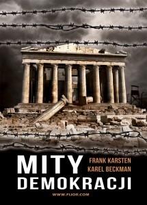 Okładka książki Mity demokracji