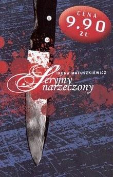 Okładka książki Seryjny narzeczony